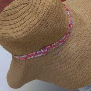 Vera Bradley Wide Brim Floppy Beach Hat